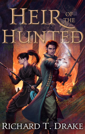 Heir of the Hunted (Book 1)